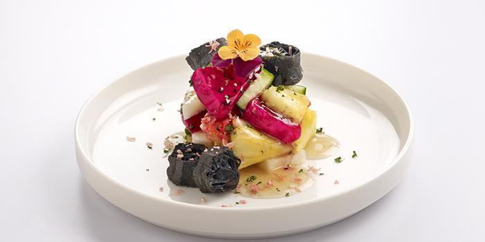 Rojak (Fruits Salad)from Elemen @ Millenia Walk in Promenade, Singapore