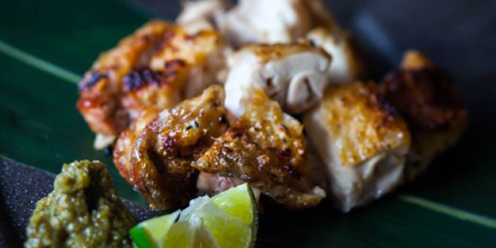 Grilled Chicken from KYUU by Shunshui in Tanjong Pagar, Singapore