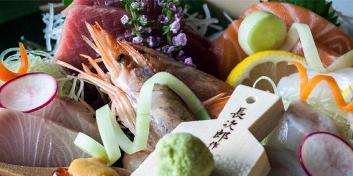 Sashimi Platter 2 from KYUU by Shunshui in Tanjong Pagar, Singapore