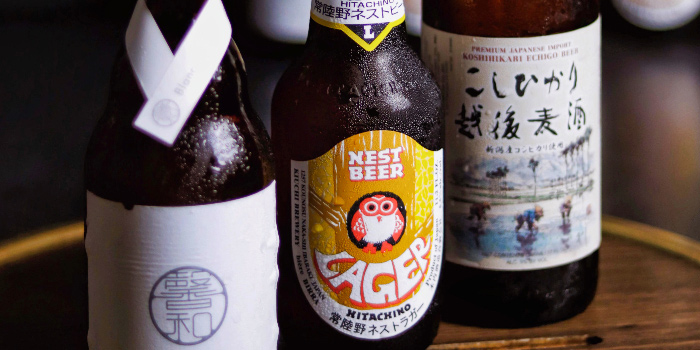 Craft Beer from Kindori at Chijmes in City Hall, Singapore