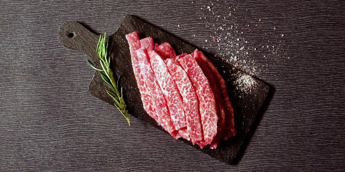 Iberico Fore Loin from PUJIM BBQ in Telor Ayer, Singapore