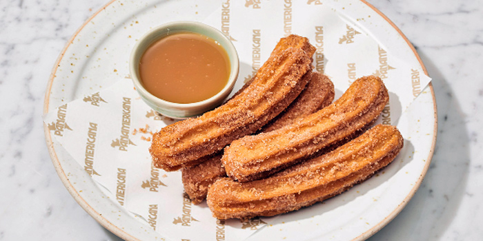 Churros from Panamericana at Sentosa Golf Club in Sentosa, Singapore