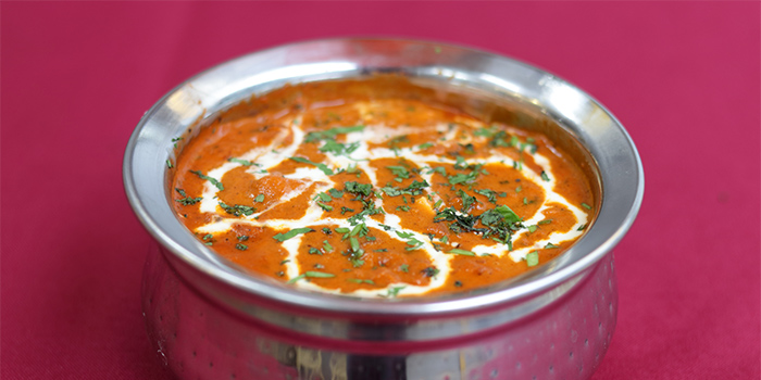 Paaner Butter Masala from Shivam Restaurant in Little India, Singapore