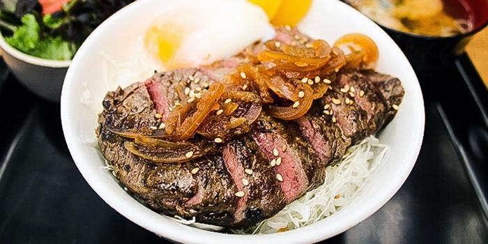 Beef Steak Don from Takada Grill & Bar in Tanjong Pagar, Singapore