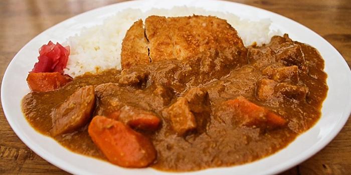 Pork Katsu from Takada Grill & Bar in Tanjong Pagar, Singapore