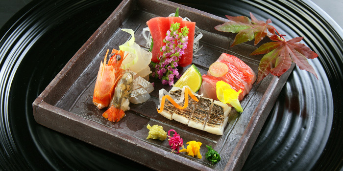 Assorted Sashimi from Teppan Kappou Kenji at Tanjong Pagar, Singapore