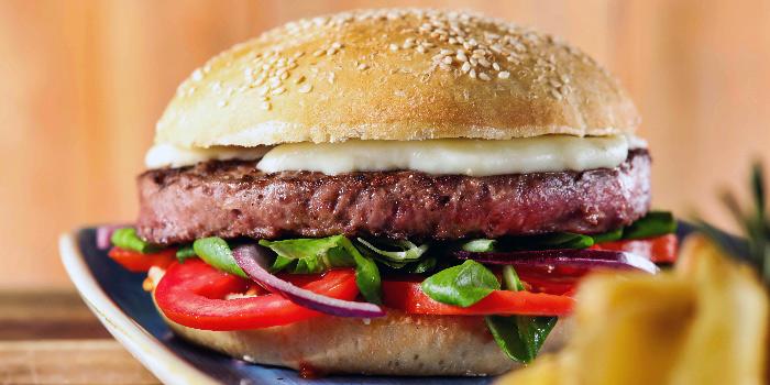Campano-Burger from The Mast
