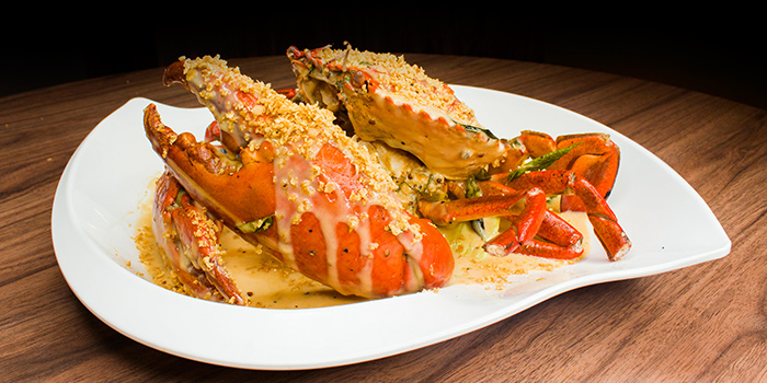 Sand Crab from Uncle Leong Seafood (Punggol) in Punggol, Singapore