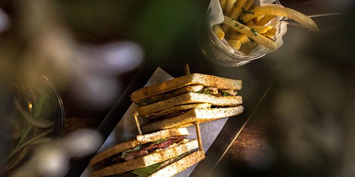 Food from Dulang Kafe, Kuta, Bali