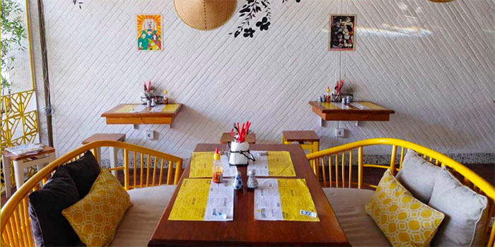 Interior from Lantern Bali