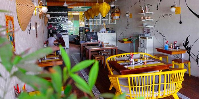 Food from Lantern Bali