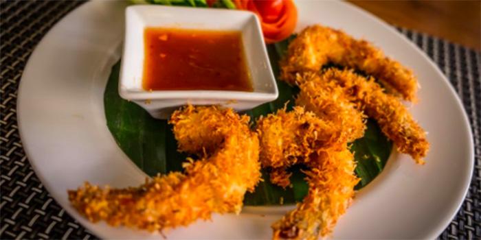 Goong Ma Praw from Lemongrass Thai Restaurant, Legian, Bali