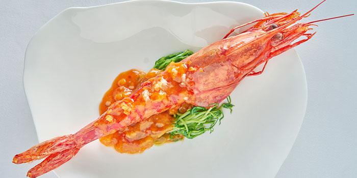 Simmered Carabinero Shrimp, Yan Toh Heen, Tsim Sha Tsui East, Hong Kong
