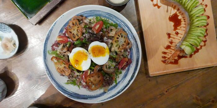 Skin Salad from In the Mood for Love -ONE- at Ekkamai 1 Alley Khlong Tan Nuea, Watthana Bangkok