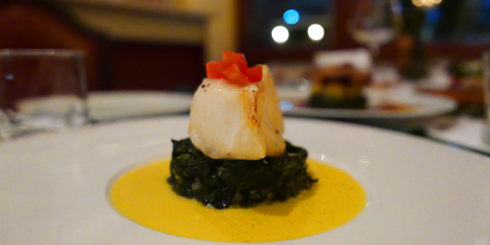 Special Dishes from Aubergine at 71/1 Saladaeng 1/1, Saladaeng Rd Silom, Bangrak Bangkok
