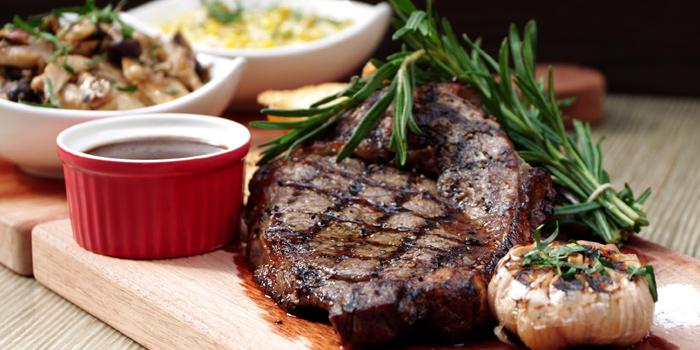 Steak, Caliente, Tsim Sha Tsui, Hong Kong