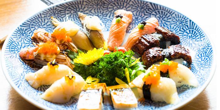 Logo of Shun Sushi in Phuket Town, Phuket, Thailand
