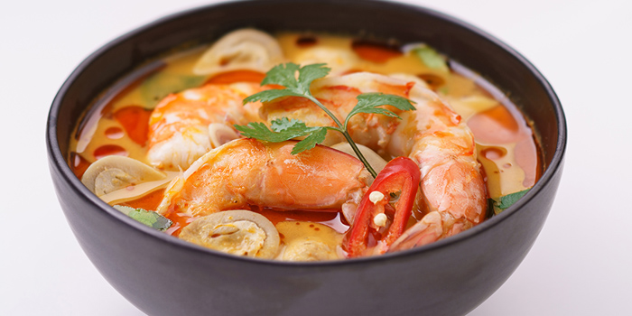 Tom Yum Kung from By Bua Lasalle at Lasalle