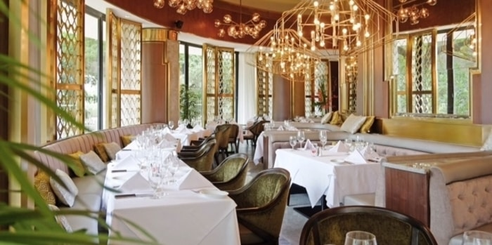 MOST ROMANTIC RESTAURANTS