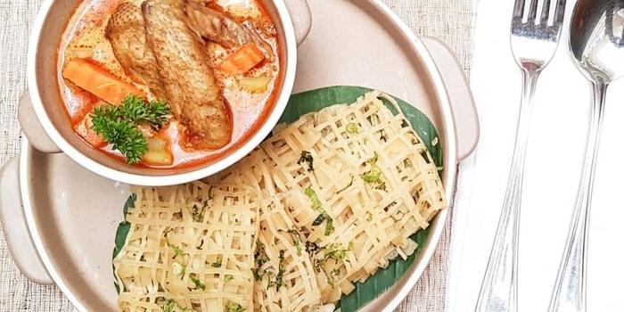 Dish 3 at Madame Delima