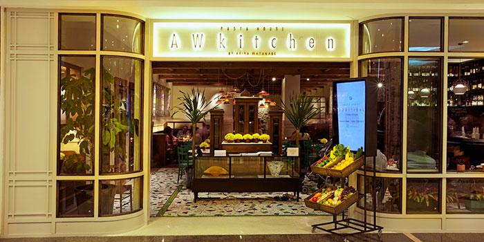 Ambiance 1 at Pasta House AWkitchen Plaza Senayan