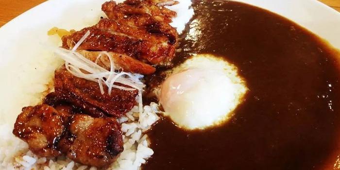 Chicken Curry from Aoringo Curry Bkk at 87 Thonglor 13 Alley Khlong Tan Nuea, Watthana Bangkok