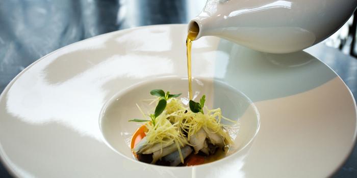 Clear Abalone Soup from Nimitr at 59/1 Sukhumvit Soi 39 Klongton-Nua, Wattana Bangkok