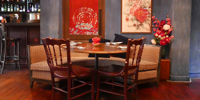 Dining Area of In the Mood for Love -ONE- at Ekkamai 1 Alley Khlong Tan Nuea, Watthana Bangkok