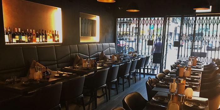 Dining Area, The Italian Club Wine Bar, Steak House & Pizza Gourmet (Mong Kok), Mong Kok, Hong Kong
