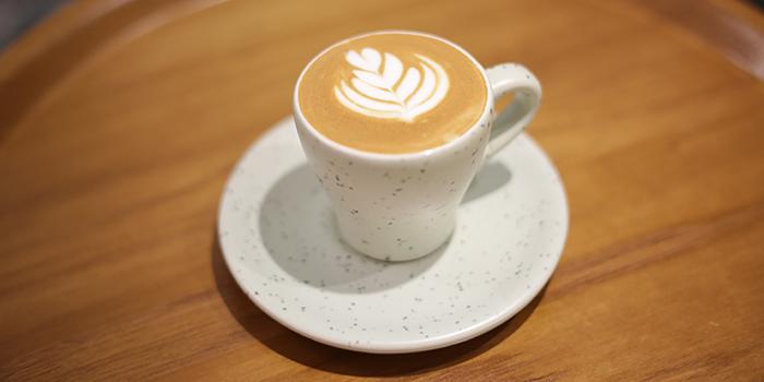 Coffee at Cliq Coffee
