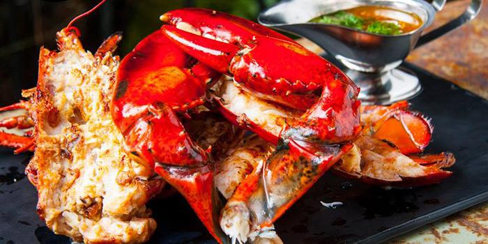Grilled Lobster from The Raw Bar at 494, The Erawan Bangkok Ploenchit Road, Pathumwan Bangkok