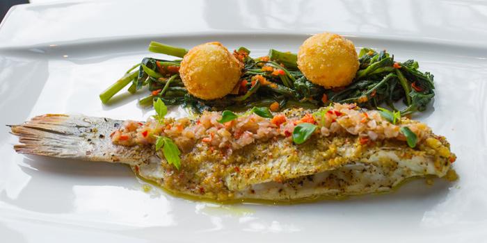 Ikan Bakar Grilled Sea Bass from Nimitr at 59/1 Sukhumvit Soi 39 Klongton-Nua, Wattana Bangkok