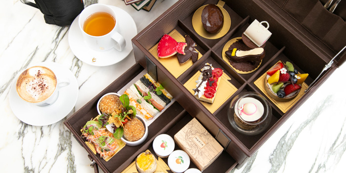 Jay & Daisy Afternoon Tea Set from Mondo at Hilton Hotel Sukhumvit Bangkok 11 Sukhumvit Soi 24 Bangkok