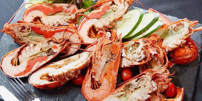 Lobster, MoMo Cafe (Sai Ying Pun), Sai Ying Pun, Hong Kong