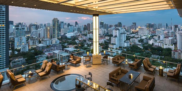 Outdoor Seating from Nimitr at 59/1 Sukhumvit Soi 39 Klongton-Nua, Wattana Bangkok