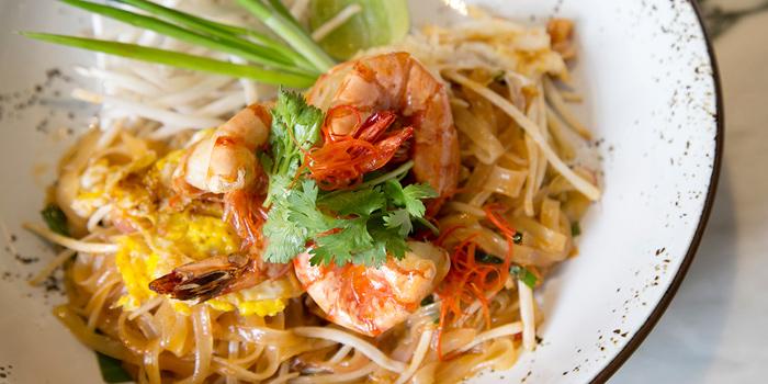 Pad Thai from Mondo at Hilton Hotel Sukhumvit Bangkok 11 Sukhumvit Soi 24 Bangkok