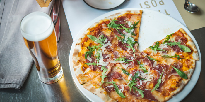 Pizza & Beer from Bangkok Trading Post Bistro & Deli at 59/1 Sukhumvit Soi 39 Klongton-Nua, Wattana Bangkok