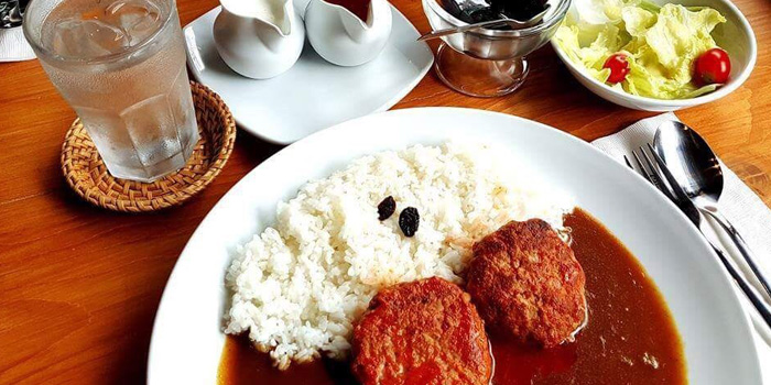 Pork Curry Rice from Aoringo Curry Bkk at 87 Thonglor 13 Alley Khlong Tan Nuea, Watthana Bangkok