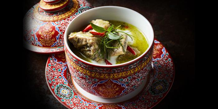 Green Curry with Pork from R-HAAN at 131 Soi Sukhumvit 53 (Paidee-Madee) Klongtun Nua, Wattana Bangkok