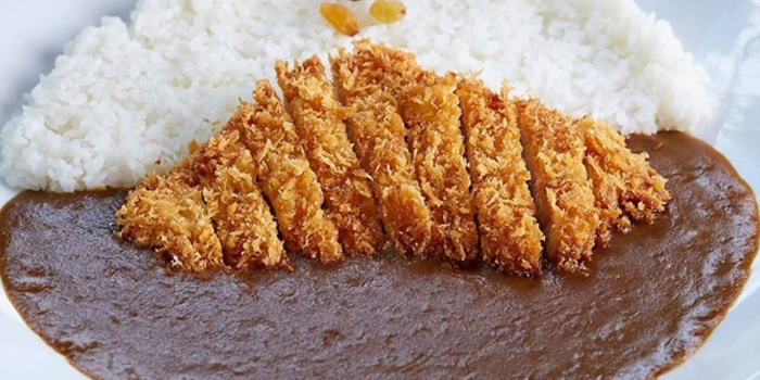 Pork Tonkatsu from Aoringo Curry Bkk at 87 Thonglor 13 Alley Khlong Tan Nuea, Watthana Bangkok