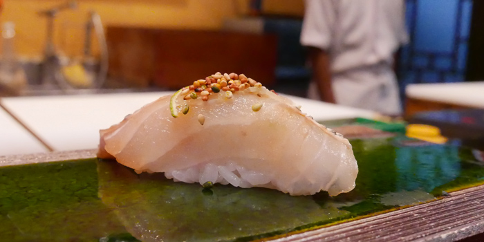 Signature Sushi from In the Mood for Love -ONE- at Ekkamai 1 Alley Khlong Tan Nuea, Watthana Bangkok