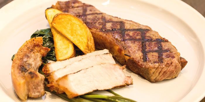 Steak, Feather & Bone (Mid-Levels), Mid Levels, Hong Kong