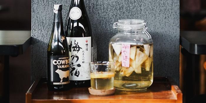 Beverage at Yabai Izakaya, Menteng