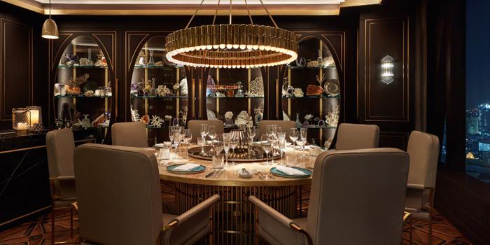 Private Chef Table of Penthouse Bar + Grill at Park Hyatt Bangkok, Bangkok