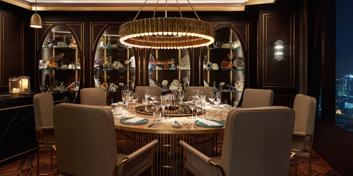 Private Chef Table of Penthouse Bar + Grill at Park Hyatt Bangkok, Bangkok