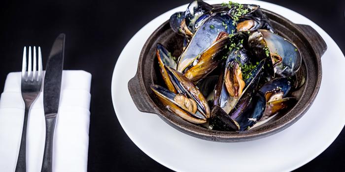 Australian-Mussels from Bampot Kitchen & Bar in Cherngtalay, Phuket, Thailand