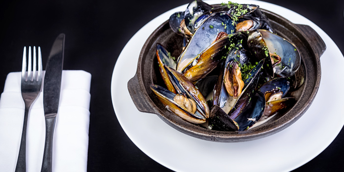 Australian-Mussels from Bampot Kitchen & Bar in Cherngtalay, Phuket, Thailand