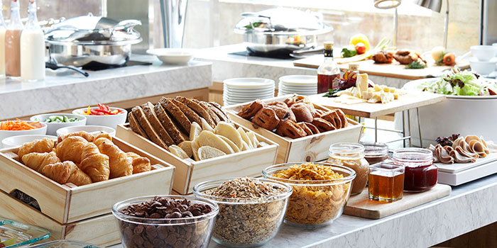 Breakfast Dish at Relish Bistro