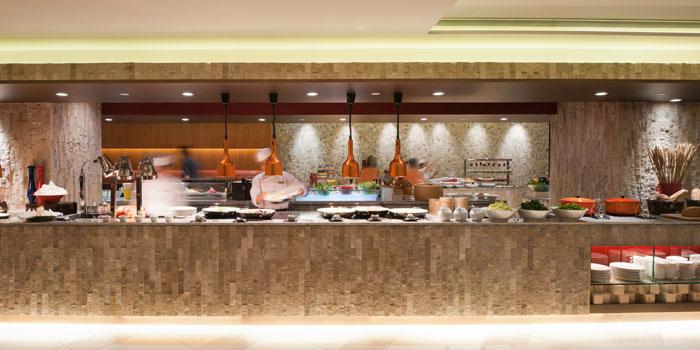 Buffet Area, add@Prince, Tsim Sha Tsui, Hong Kong
