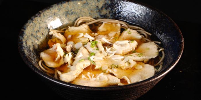 Buta Soba from Kazan by sushi yama at Singha complex tower 1788 Fl.1 unit102 Petchburi Road Bangkapi, Huai Khwang Bangkok